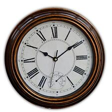 Gold Vintage Wall Clock
