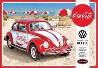 Polar Lights 1/24 Volkswagen Beetle Coca-Cola Plastic Model Kit POL960M/12