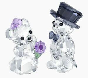 SWAROVSKI Kris Bear - YOU & I (1096736) Figurine - Brand New