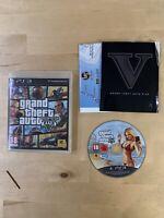 Grand Theft Auto V GTA 5 - Sony Playstation 3 PS3 Game *CIB*