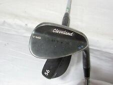 Used RH Cleveland RTX-3 Black Satin 50* 56* Wedge Set - Wedge Flex Steel