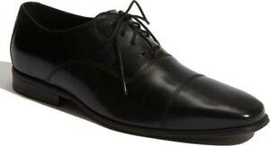Cole Haan Mens Black/Black Oxford Dress Shoe Size 13m