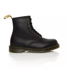 Dr Martens Vegan 1460 Unisex Boots - Black All Sizes