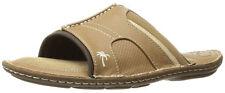 Mens Brown Margaritaville St Martin Slide Sandals Size 9