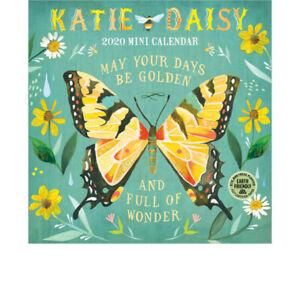 Katie Daisy, 2020 mini calendar