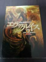 (Used) Evergrace 2 complete walkthrough game Japanese Guide Book