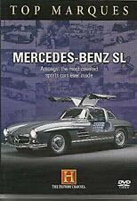 Top Marques - Mercedes Benz SL Sports Car, , Used; Good DVD
