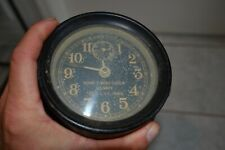 Seth Thomas U.S. Navy Ship'S Mark I Deck Clock - Complete - Wwii - As Found