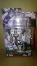 Transformers Deluxe Class  Power of the Primes Jazz