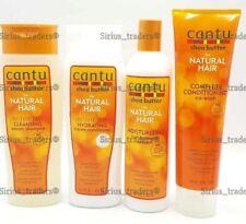 Cantu Beurre Karité sans Sulfates Shampooing + Après-shampooing+