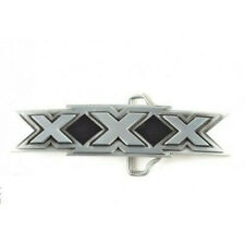 Buckle 30  Triple X Bg21 new Xxx Metal Belt