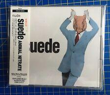 Suede - Animal Nitrate JAPAN CD