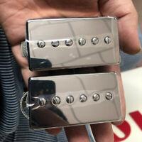 P90 Electric Guitar Pickups Alnico 5 V Single Coil Soapbar Pickups Set of 2