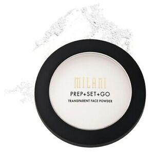 Milani Prep Set Go Poudre Compacte Transparente Matte