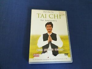 Infinite Tai Chi For Beginners With Jason Chan - DVD Region 0 Free Tracked Post