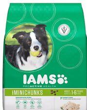 IAMS Proactive Health Dog Food Dry Small Breed or Bigger Mini Chunks 60 Lbs Deal