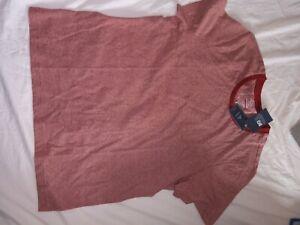 John Lewis Mens Multi stripe T Shirt XL
