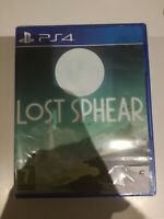 lost sphear ps4 ps 4 playstation neuf