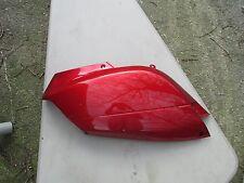 Cofano o carena laterale destro sfera rosso met