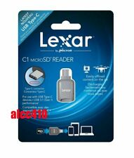 Lexar USB Type C to Micro SD Card Reader USB3.1 LRWMCBEU