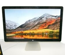 "Apple led Display 27"" Widescreen LCD Monitor, built-in Speakers"