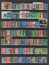UK - Lot of old stamps