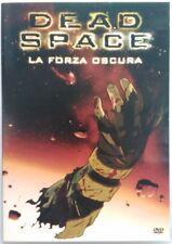 Dvd Dead Space - La forza oscura - Animazione 2008 Usato