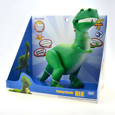 Takara Tomy Toy Story 4 Talking Friends Real Voices 22cm Rex Action Figure