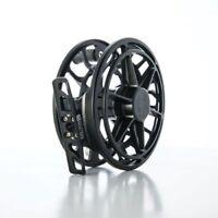 Ross Evolution R Fly Reel - Size 5/6 - Color Matte Black - NEW - FREE FLY LINE