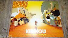 KIRIKOU !  dossier presse scenario cinema animation afrique