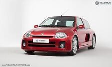 Renault Clio 3.0 V6 Renaultsport // Mk1 // Mars Red // 2002