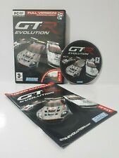 GTR Evolution including Race 07 (PC) Region Free Complete Retro Rare J2L