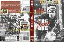 THE WILD ONE .. MARLON BRANDO MOTORCYCLE DVD biker hotrod vid