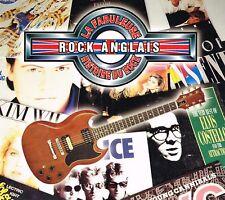 CD Album: la fabuleuse histoire du rock: rock Anglais. dial. D1
