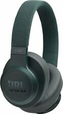 JBL LIVE 500BT 500 BT Wireless Bluetooth Headphones Over-The-Ear / Mic Green