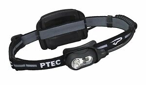 Princeton Tec Remix Rechargeable Headlamp LED Light Head Lamp Black