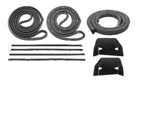 1964 El Camino Weatherstrip Seal Kit Soffseal