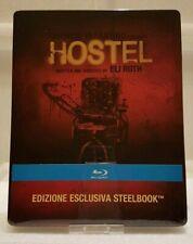 Hostel - Steelbook - Bluray - Fuori Catalogo