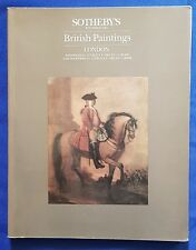 Sotheby's - British Paintings - July 1985
