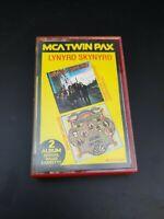 LYNYRD SKYNYRD Pronounced... + Second Helping US MCA Twin Pax Cassette Tape