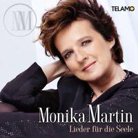 MONIKA MARTIN - LIEDER FÜR DIE SEELE   CD NEU