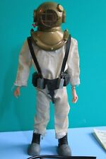 Vintage Deep Sea Diver Action Man