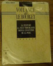 Le Bourget 15 Denier Satin Sheer Matelot M