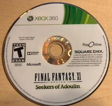 Final Fantasy XI Online: Seekers of Adoulin (Microsoft Xbox 360) DISC ONLY 6371