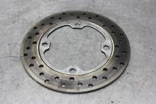 03-04 Honda 600RR Rear Wheel Brake Rotor Disk