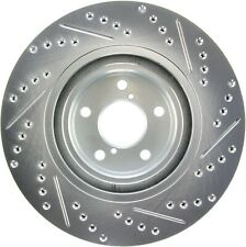 StopTech Disc Brake Rotor Front Right for Subaru, Scion, Toyota / 227.47021R
