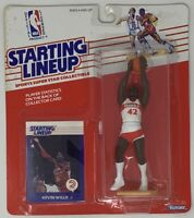 Starting Lineup Kevin Willis 1988 action figure