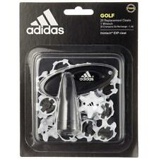 adidas ThinTech Golf Spikes Including Wrench (Pins - 20 Pack) White