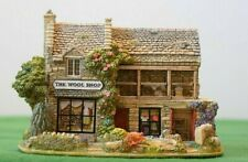 """Lilliput Lane Cottages """"Knit one Purl one"""" L2605 Mint in original box with deed."""