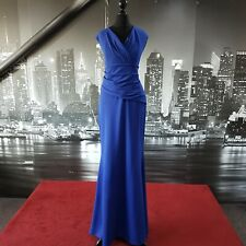 Plus Size Dress (Royal Blue-Size 26) Prom, Cruise, Ball, Mother of the Bride